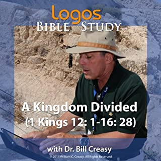 A Kingdom Divided (1 Kings 12: 1-16: 28) audiobook cover art