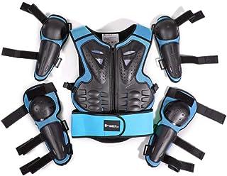 Armadura Protectora para Motocicleta para niños de 5 a 13 a