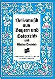 Volksmusik aus Bayern und Österreich. Schallplattenkatalog.