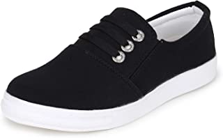 TRASE Suede Canvas & Sneaker & Casual Shoes for Women & Ladies