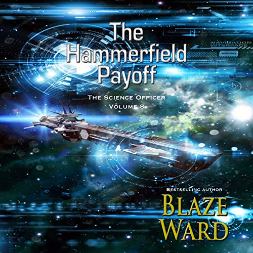 The Hammerfield Payoff audiobook cover art