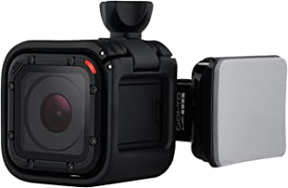 GoPro Low Profile Side Helmet Mount (for Hero Session) DVC Accessories,Black