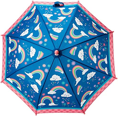 African print umbrella _image3