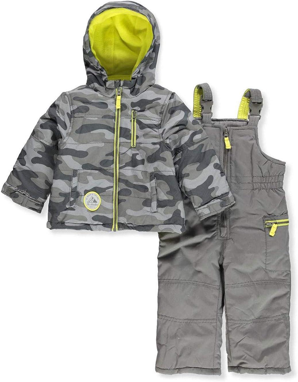 Carters Baby Boys Heavyweight 2-Piece Skisuit Snowsuit