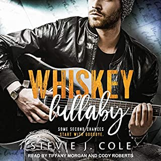 Whiskey Lullaby                   By:                                                                                                                                 Stevie J. Cole                               Narrated by:                                                                                                                                 Tiffany Morgan,                                                                                        Cody Roberts                      Length: 8 hrs and 14 mins     Not rated yet     Overall 0.0