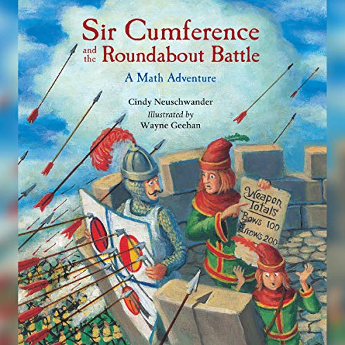 Sir Cumference and the Roundabout Battle cover art