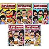 Bob's Burgers: TV Series Complete Seasons 1-5 DVD Collection