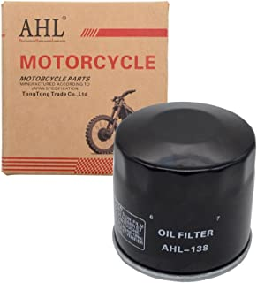 AHL 138 Oil Filter for Suzuki VS800 Intruder 800 1992-2009