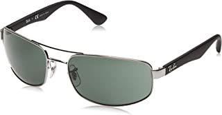 Ray-Ban RB3445 Sunglasses 61 mm