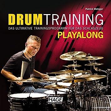 Drumtraining Playalongs Patrick Metzger