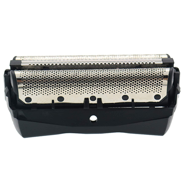 VINFANY メンズシェーバー用替刃(外刃) 適用する フィリップスQC5550用交換シェーバーフォイル/カッターユニットシェーバーヘッドQC5580メンズトリマー用回転ブレード