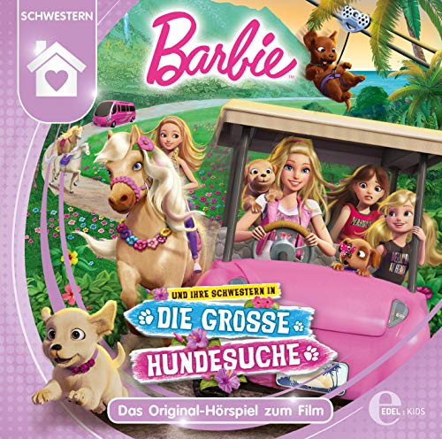 Barbie & Ihre Schwestern in die Grosse Hundesuche