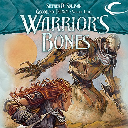Warrior's Bones audiobook cover art