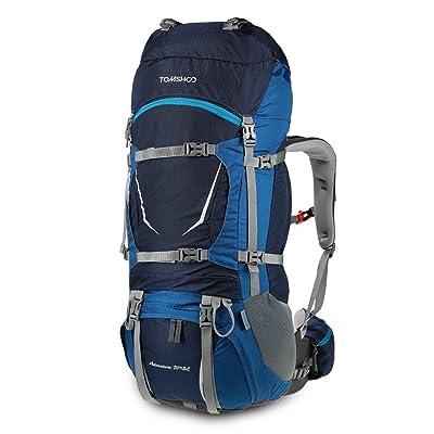 TOMSHOO 75L Internal Frame Hiking Backpack,Trek...