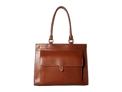 Lodis Accessories Audrey RFID Eileen Large Brief (Sequoia) Handbags