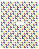 One–pegatinas de Stroke Neon 1730