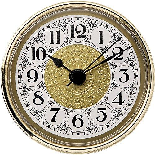 3 in Clock Face, Fancy/Arabic Numerals