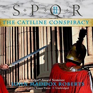 SPQR II audiobook cover art