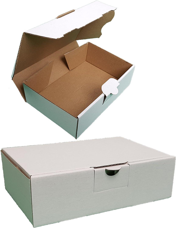 500 Maxibriefkartons Versandkartons Faltschachtel Faltkarton Maxibrief 240 240 240 x 160 x 45 mm, Weiss, MB-3 B071X6HKB3    | Günstigstes  930607