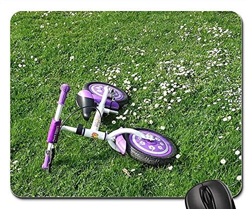 Mauspad - Fahrrad Gras Kinder Fahrrad Bi Fahrrad Outdoor-Aktivität