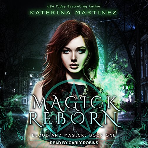 Magick Reborn cover art