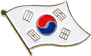 US Flag Store Korea Lapel Pin
