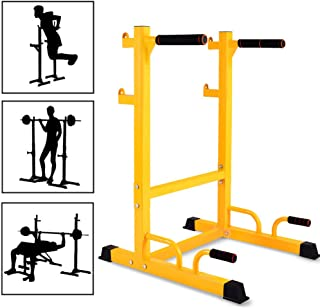 EFGS Household Weight Lifting Stand Squat Rack, Power Workout Barbell Stand