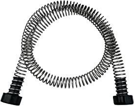 CARAPEAK Heavy Duty Stainless Steel Zipline Spring Brake Extra Long 6.3 FT Fits Cable up..