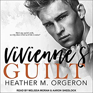 Vivienne's Guilt audiobook cover art