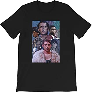 Dirk Gently DGHDA Art Everything is Connected Detective Agency Holistic Gifts Funny Mens Womens Girls Unisex T-Shirt