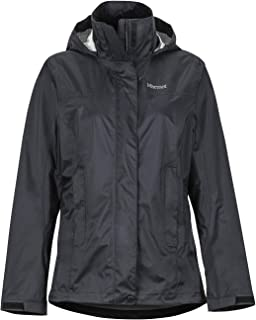 Marmot Wm's Precip Eco Jacket Chubasquero rígido, Chaqueta impermeable, a prueba de viento, impermeable, transpirable Mujer