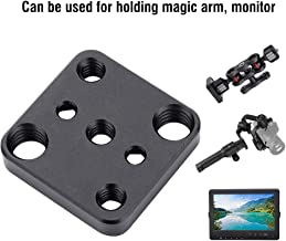 Simlug Quick Relese Plate Aluminium Alloy Camera External Mounting Plate with Fittings Monitor Holder for DJI Ronin