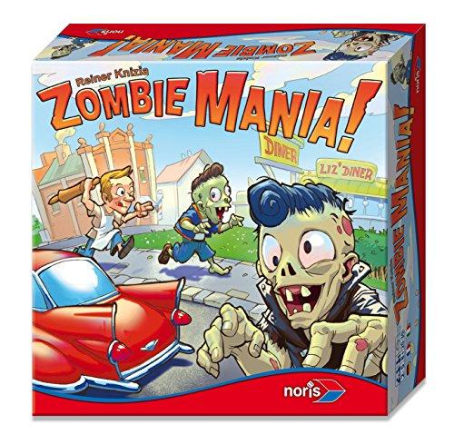 Noris 606101411 - Zombie Mania, dobbelspel