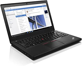 Lenovo ThinkPad X260 Business Laptop: 12.5
