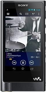 SONY ウォークマン ZXシリーズ 128GB ハイレゾ音源対応 Android搭載 ブラック NW-ZX2-B