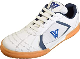 wrooker Badminton Shoes Synthetic for Men (Non Marking Sole)