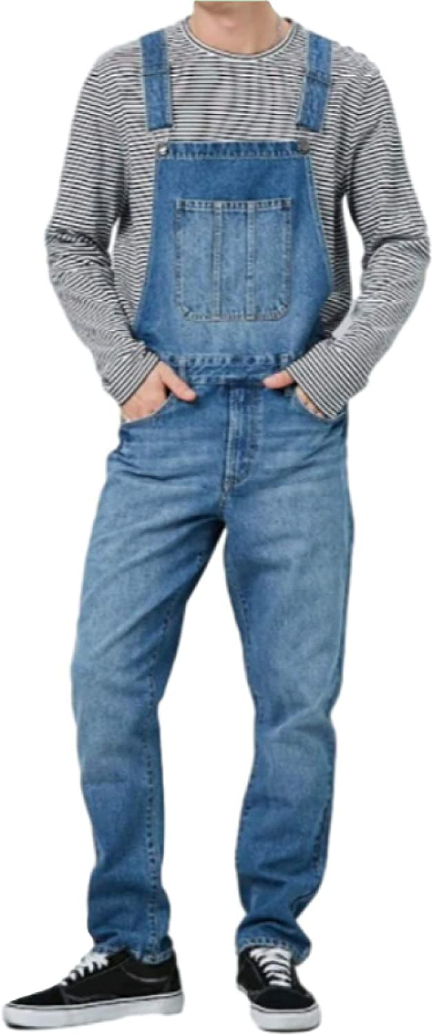 NEW before selling Superior Jubaton Men's Fashion High Back Bib and Fall Overall Spring wit