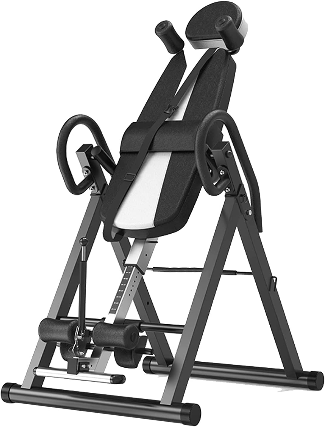 YOT Inversion Table Foldable for Gravity Manufacturer OFFicial shop Storage Milwaukee Mall Adjustable Tabl