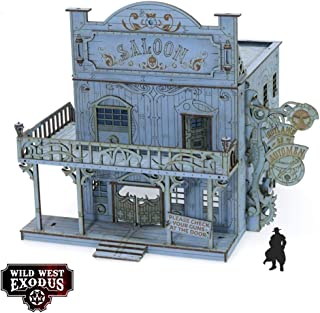 Wild West Exodus - Terrain 28mm Red Oak - The Cat House SW
