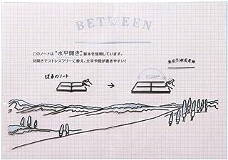 ショウワノート スケッチノート BETWEEN A5 5mm方眼 (グレー) 40枚 U9119C045