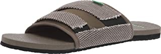 Sanuk mens Beer Cozy 2 Slide