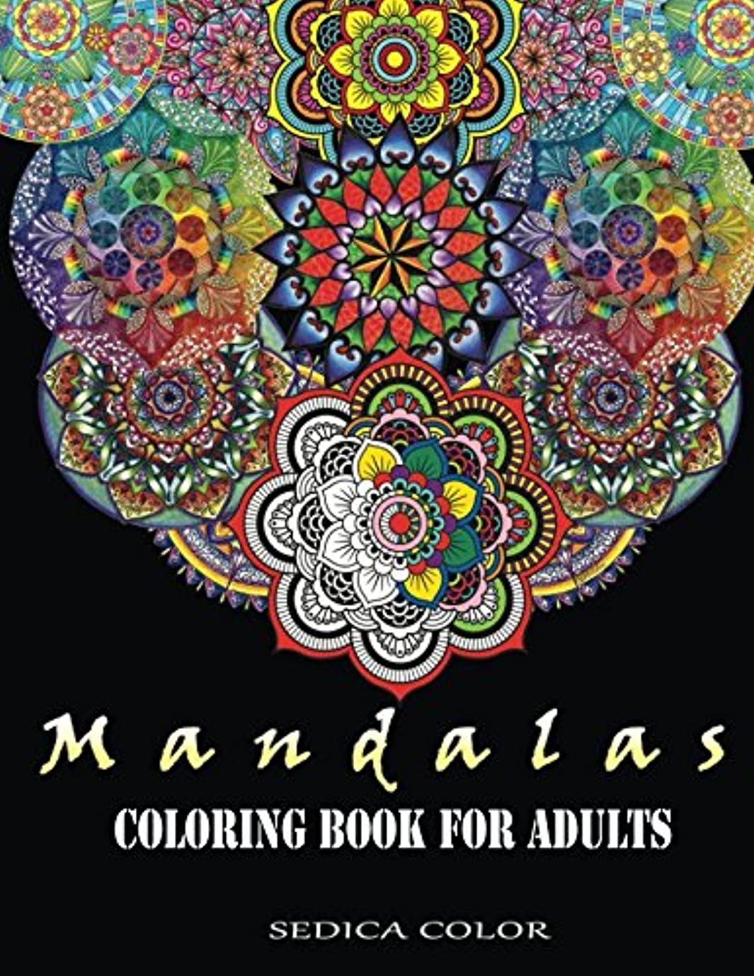 メモひいきにするマルクス主義者Mandala Coloring Book for Adults: Mandala coloring book + BONUS Track 60 free mandalas coloring pages (PDF)