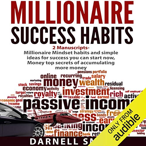 Millionaire Success Habits: 2 Manuscripts audiobook cover art