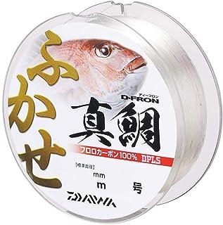 ダイワ(Daiwa) フロロカーボンライン ディーフロン ふかせ真鯛 300m 6号 ナチュラル