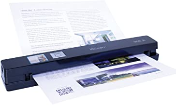 I.R.I.S. IRIScan Anywhere 5 WiFi - Escáner Color (8 páginas por Minuto, Simplex, Windows y Mac) Color Negro