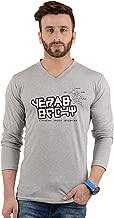 Decrum Yeah Superhero Grey Long Sleeve T Shirts