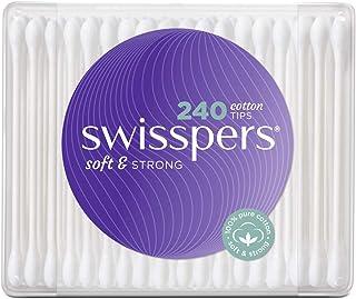 Swisspers Cotton Tips, 240 Count