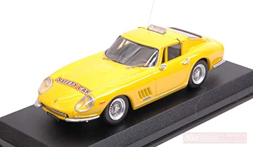 barato y de alta calidad NEW Best Model BT9718 Ferrari 275 GTB 4 Safety Car Car Car GOODWOOD Revival 2013 1 43 Model  bienvenido a comprar