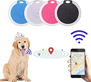 $20 » EROCK 4 Pieces GPS Dog Tracker, Smart Bluetooth Tracker & Bluetooth Key Finder Wireless Anti-Lost Alarm Sensor Device for ...