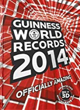 Guinness World Records 2014 by Guinness World Records (September 10, 2013) Hardcover See it in 3D